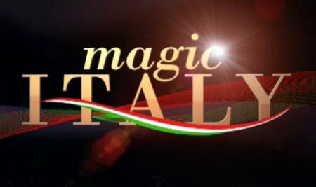 Magic Italy, il nuovo logo dell'Italia