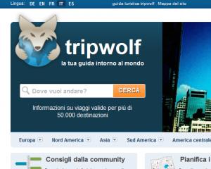 Tripwolf Italia Home Page