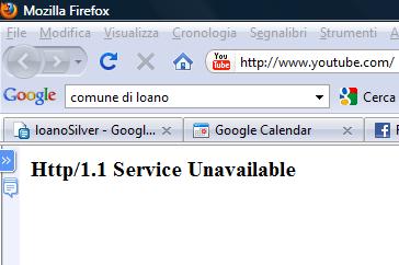 youtube-fuori-servizio-server-unavailable