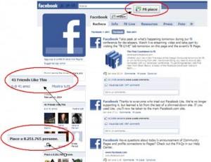"Facebook: ""mi piace"" sostituisce ""diventa fan"""