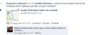 Google Places, link all'articolo ufficiale pubblicato sul Blog Italiano di Google
