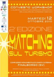 matching sul turismo-2 edizione