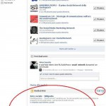 Facebook: la ricerca include Bing