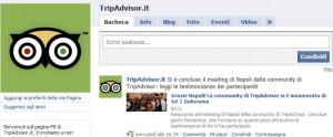 Screenshot della pagina ufficiale di Tripadisor.it, in data 1 ottobre 2010