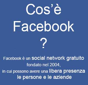 Facebook cosa è
