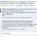 L'interazione con i fan su Facebook