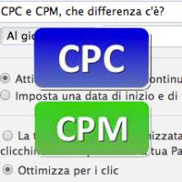 Pubblicità Facebook: differenza tra cpc e cpm