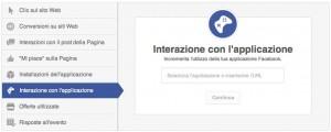 Incremento interazione applicazione