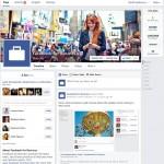 Nuova grafica per le Pagine Facebook a partire da Marzo 2014