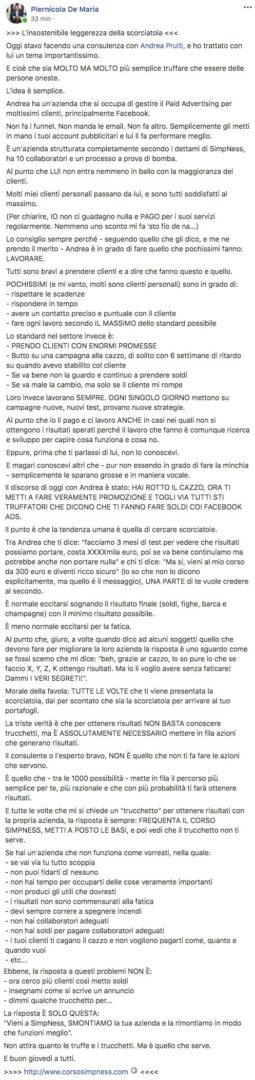 Piernicola-de-Maria-testimonianza-facebook
