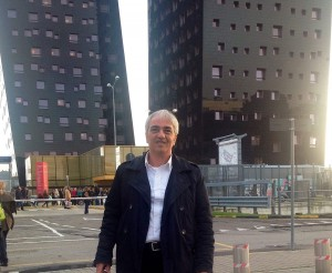 Foto Maurizio Palermo per testimonianza acquisizione clienti con Facebook