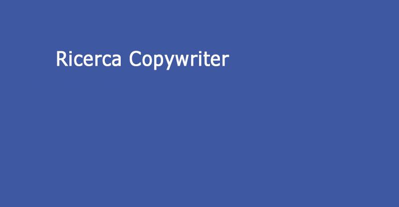 ricerca-copywriter